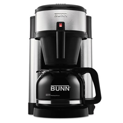 BUNN CSB2G 10-Cup Velocity Brew NHS Coffee Brewer