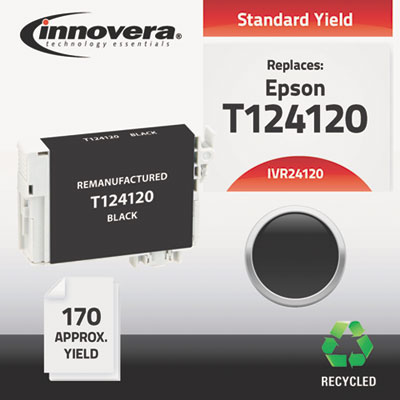 Innovera 24120 Black Ink Cartridge