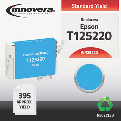 Innovera 25220 Cyan Ink Cartridge