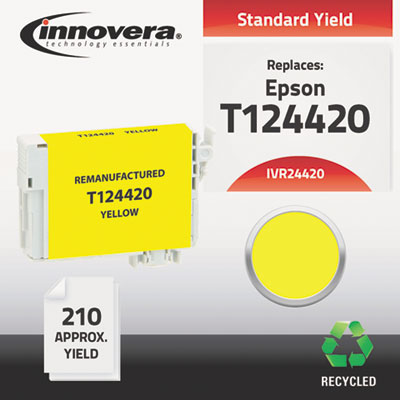 Innovera 24420 Yellow Ink Cartridge
