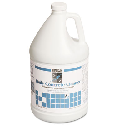 Franklin F281022 Cleaning Technology Daily Concrete Cleaner