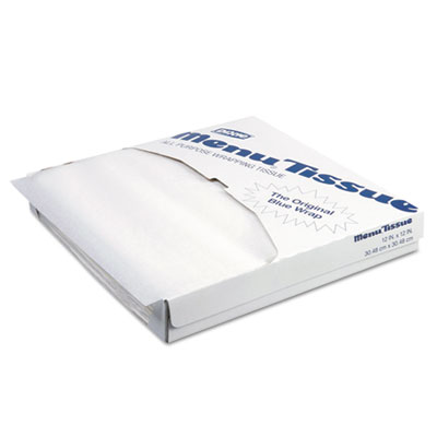 Dixie 862491 Menu Tissue Untreated Paper Sheets