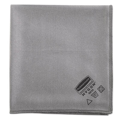 Rubbermaid 1867398 Commercial Executive Glass Microfiber Cloths