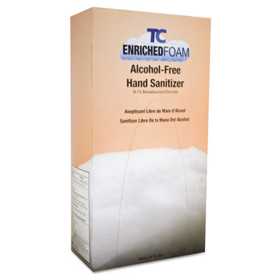 Rubbermaid 750592 Commercial TC Manual Enriched Foam Bag-In-A-Box Refill