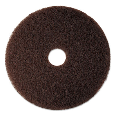 3M 08441 Brown Stripping Pads 7100