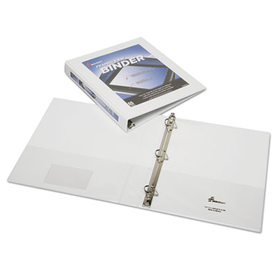 AbilityOne 4621387 SKILCRAFT Framed Slant-D Ring View Binder