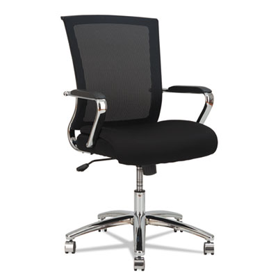 Alera ENR4218 ENR Series Mid-Back Slim Profile Mesh Chair