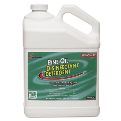 AbilityOne 5843129 SKILCRAFT Pine Oil Disinfectant Detergent