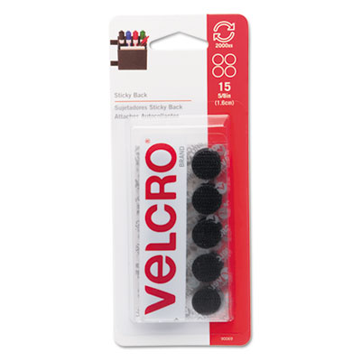 Velcro Usa 90069 Velcro Sticky-Back Hook &  Loop Fasteners