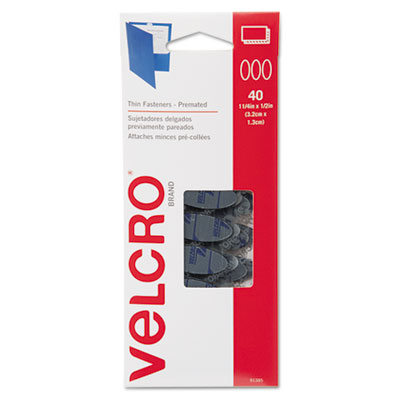 Velcro Usa 91385 Velcro Wafer Thin Fasteners
