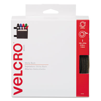 Velcro Usa 90083 Velcro Sticky-Back Hook &  Loop Fasteners