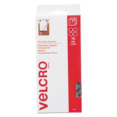 Velcro Usa 91302 Velcro Sticky-Back Hook &  Loop Fasteners