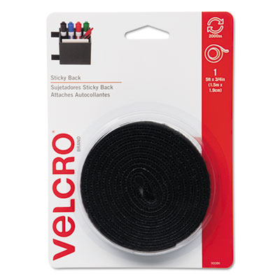 Velcro Usa 90086 Velcro Sticky-Back Hook &  Loop Fasteners