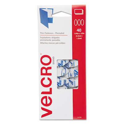 Velcro Usa 91386 Velcro Wafer Thin Fasteners