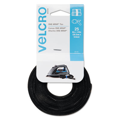 Velcro Usa 91141 Velcro One-Wrap Reusable Ties