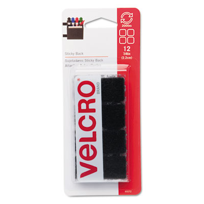 Velcro Usa 90072 Velcro Sticky-Back Hook &  Loop Fasteners