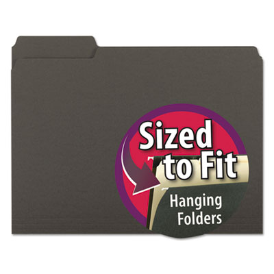 Smead Manufacturing 10243 Smead Interior File Folders