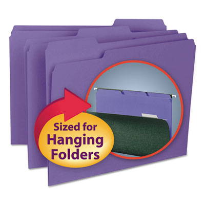 Smead Manufacturing 10283 Smead Interior File Folders
