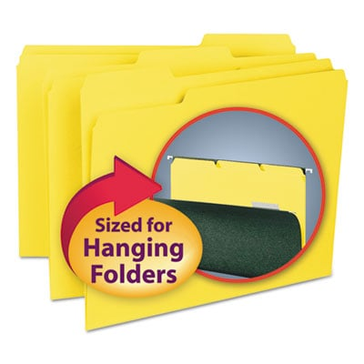 Smead Manufacturing 10271 Smead Interior File Folders
