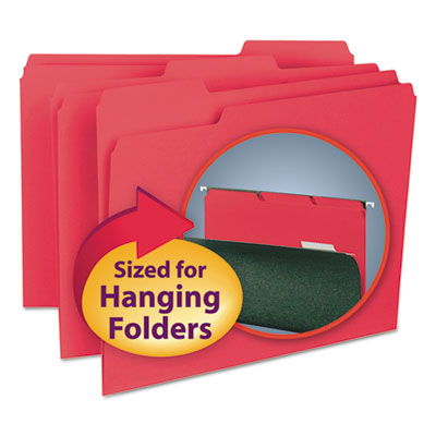 Smead Manufacturing 10267 Smead Interior File Folders