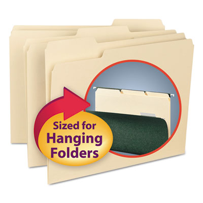 Smead Manufacturing 10230 Smead Interior File Folders