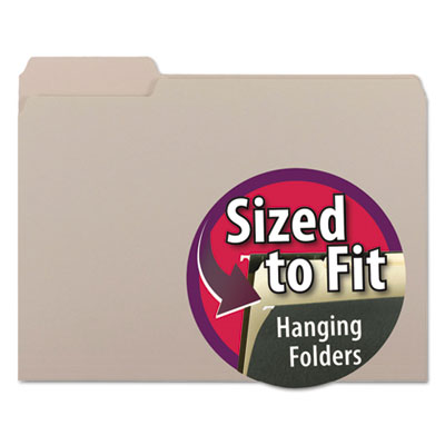 Smead Manufacturing 10251 Smead Interior File Folders