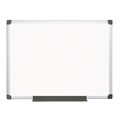 Bi-Silque Visual Communication Products CR0801170MV MasterVision Porcelain Value Dry Erase Board