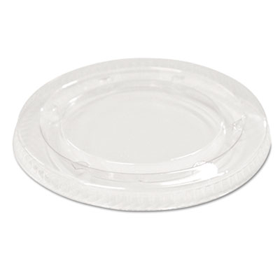 Boardwalk YLS3FR Souffl/Portion Cup Lids