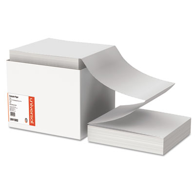 Universal Office Products 15802 Computer Printout Paper