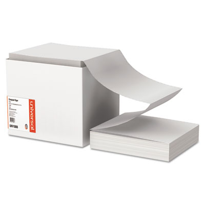 Universal Office Products 15806 Computer Printout Paper