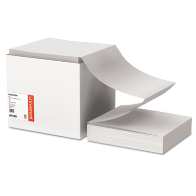 Universal Office Products 15801 Computer Printout Paper