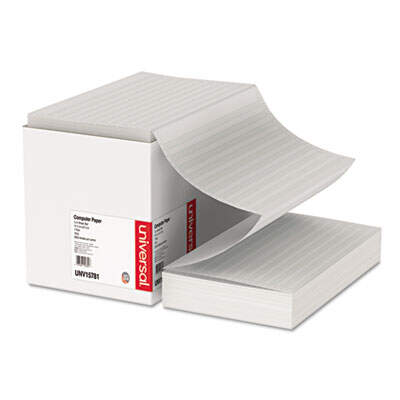 Universal Office Products 15781 Computer Printout Paper
