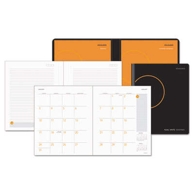 AT-A-GLANCE 70620605 Plan. Write. Remember. Academic Monthly Planner