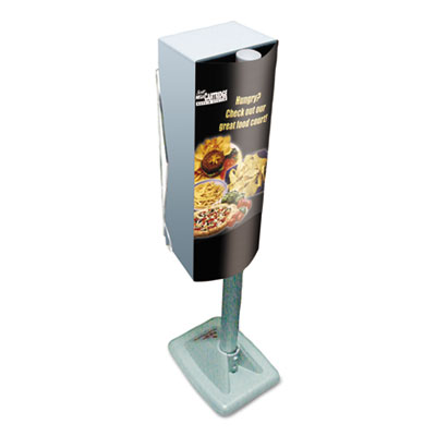 Scott 09023 Mega Cartridge Napkin System Dispenser