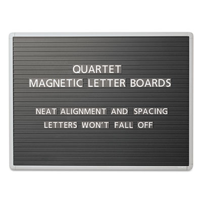 Quartet 903M Magnetic Wall Mount Letter Board