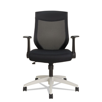 Alera EBK4207 EB-K Series Synchro Mid-Back Mesh Chair