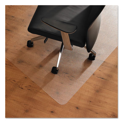 Floortex EC128920ERA Cleartex Unomat Anti-Slip Polycarbonate Chair Mat for Hard Floors u0026 Flat Pile Carpets & Floortex EC128920ERA Cleartex Unomat Anti-Slip Polycarbonate Chair ...