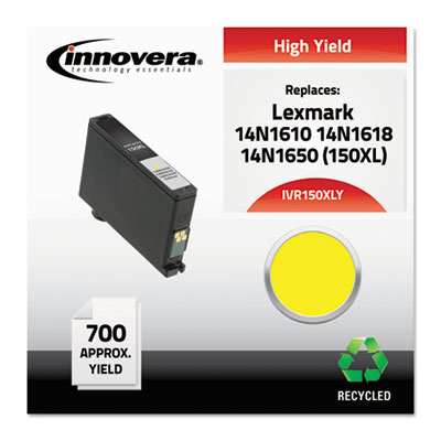 Innovera 150XLY Yellow Ink Cartridge