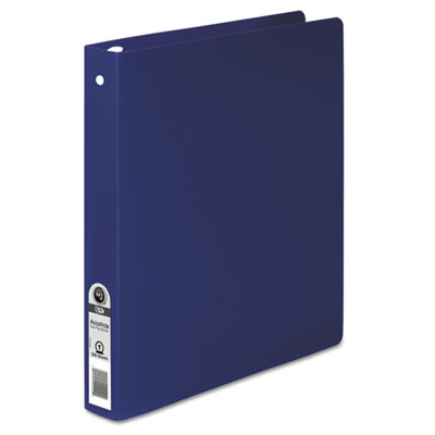 ACCO 39712 ACCOHIDE Poly Round Ring Binder