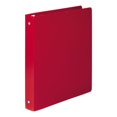 ACCO 39719 ACCOHIDE Poly Round Ring Binder