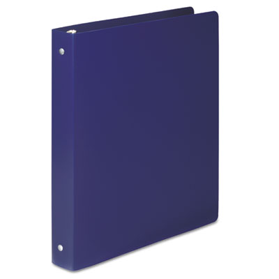 ACCO 39713 ACCOHIDE Poly Round Ring Binder