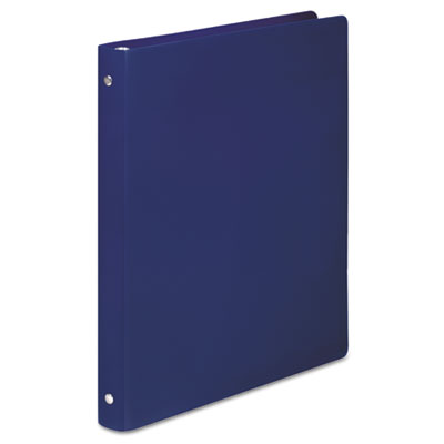 ACCO 39702 ACCOHIDE Poly Round Ring Binder