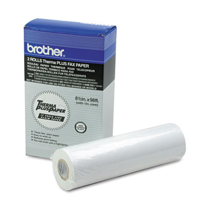 Brother 6890 98 ThermaPlus Fax Paper Roll