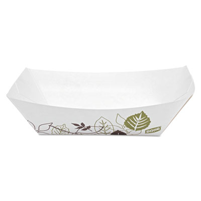 Dixie KL200PATH Kant Leek Polycoated Paper Food Tray