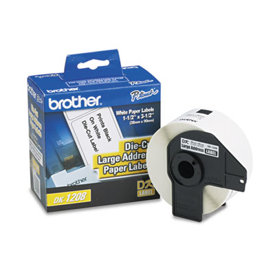 Brother DK1208 Labels