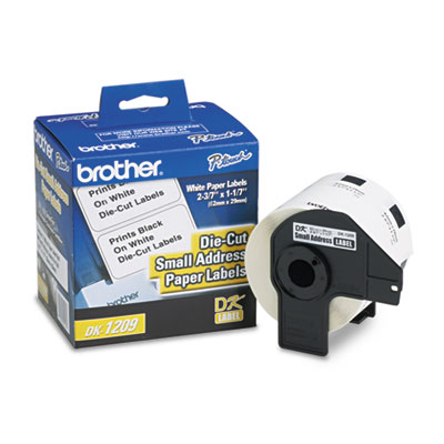 Brother DK1209 Labels