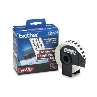 Brother DK2210 Labels