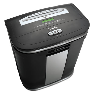 Swingline 1758496 SM12-08 Micro-Cut Shredder