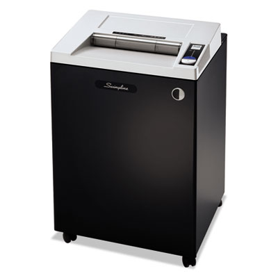 Swingline 1758583 TAA Compliant CX30-55 Cross-Cut Commercial Shredder