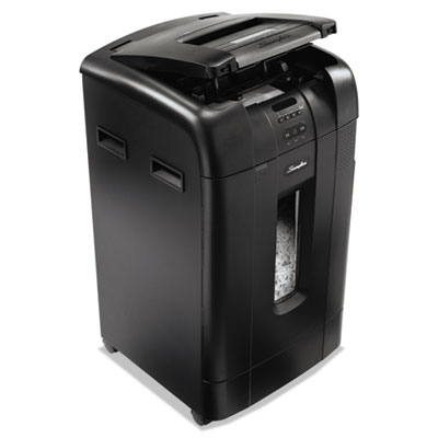 Swingline 1757578 Stack-and-Shred 750X Hands-Free Super Cross-Cut Shredder